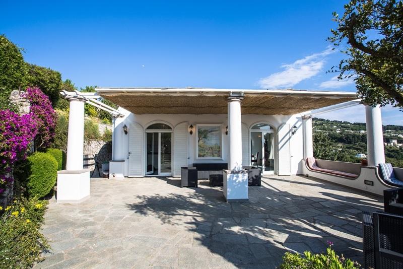 Gallery images Villa Silvania - Capri