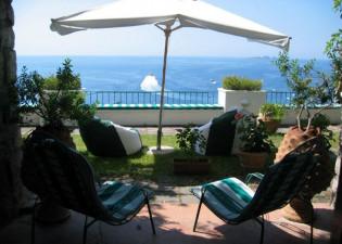 Villa delle Sirene Positano - Giardino Apartment