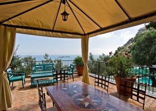 Villa Smeraldo - Positano