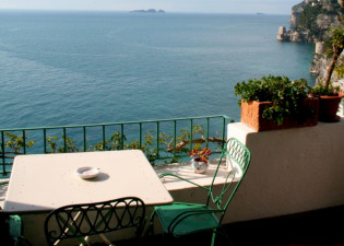Villa Matti - Terraced Apartment -Positano