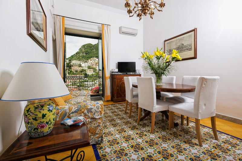 Gallery images Villa La Sponda Positano - Margherita Apartment