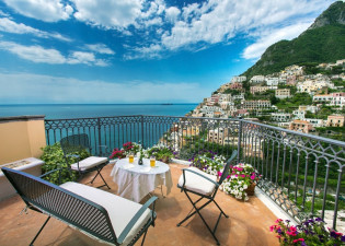 Villa La Sponda Positano - Margherita Apartment