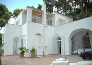 Villa Tiberio - Capri