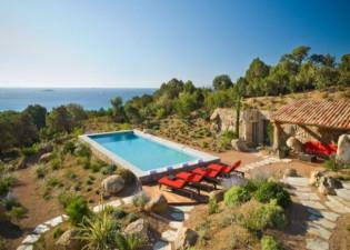 Villa Corsica Palombaggia