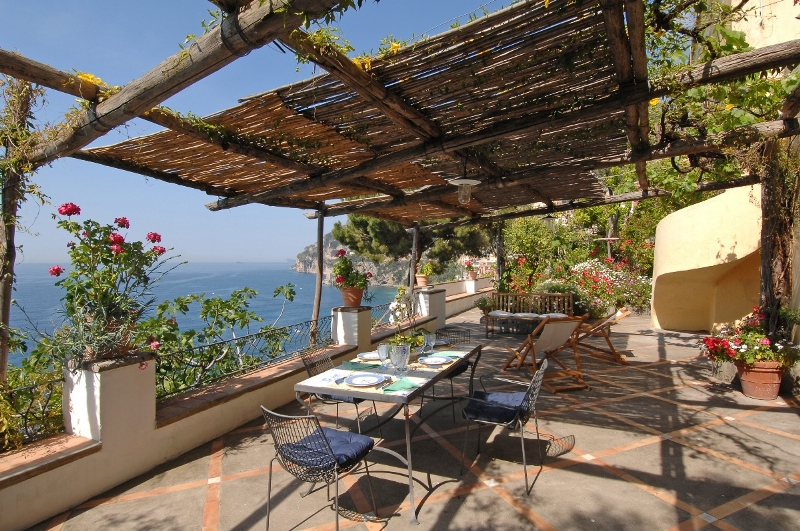 Gallery images Torre di Positano - Tramontana Appartement