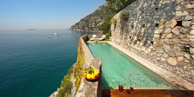 Gallery images Torre di Positano - Tramontana Ferienwohnung