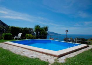Villa Capri View - Termini - Côte Amalfitaine