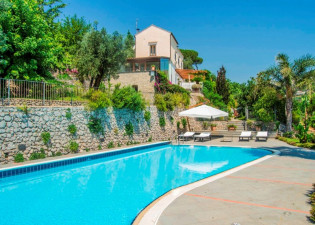 Villa Carrubo Vietri sul Mare - Côte Amalfitaine