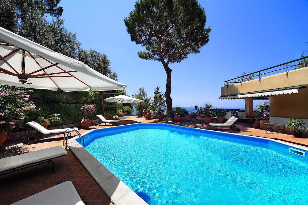 Gallery images Villa Capri vista Massa Lubrense