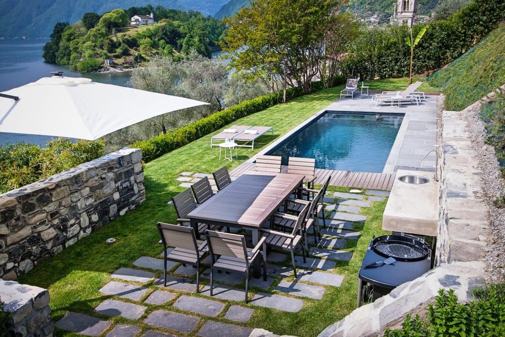 Gallery images Lake Como Villa Ossuccio