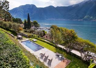 Comer See Villa Ossuccio