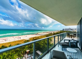 Private residence at W South beach 0828