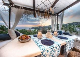 Villa dal Mare Baja Sardinia Costa Smeralda