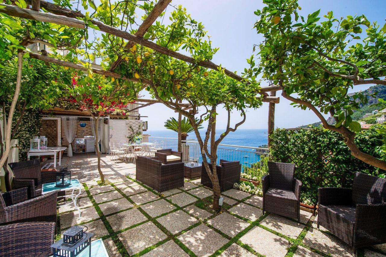 Gallery images Villa Julia Amalfi