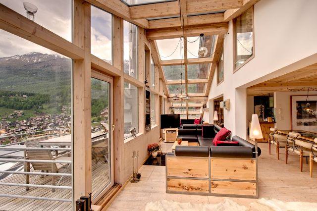 Gallery images Penthouse Heinz Julen