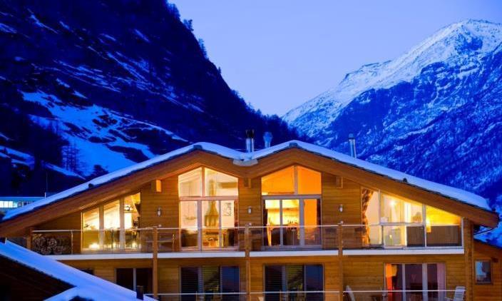 Gallery images Penthouse The Zermatt Lodge