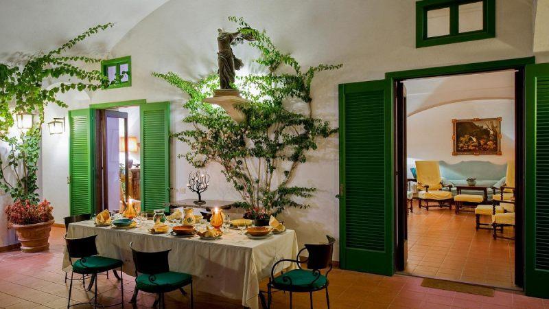 Gallery images Villa Capodi - Positano - Amalfi coast