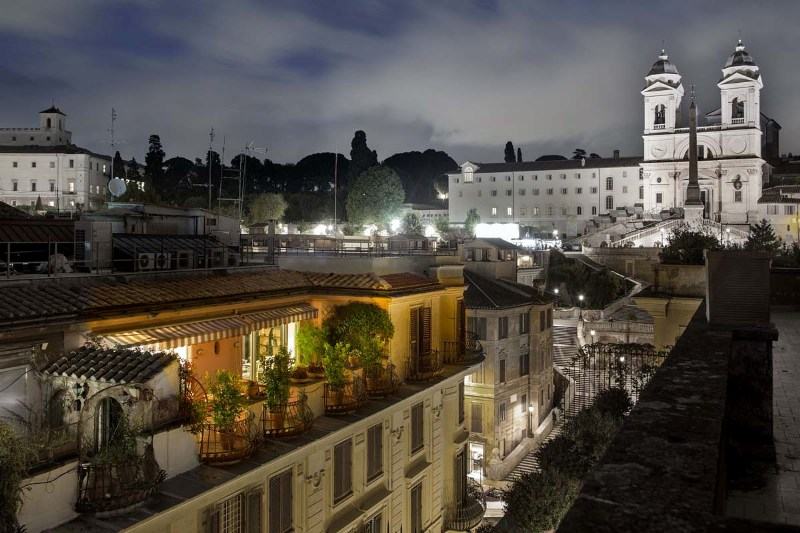 Gallery images Rome Piazza Di Spagna Apartment
