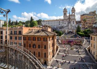 Rom Piazza Di Spagna Ferienwohnung