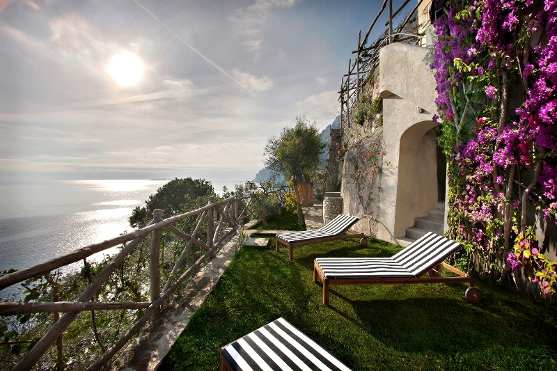 Gallery images Torre di Positano - Scirocco