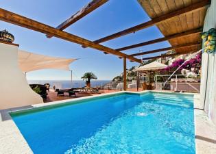Villa Machi Praiano